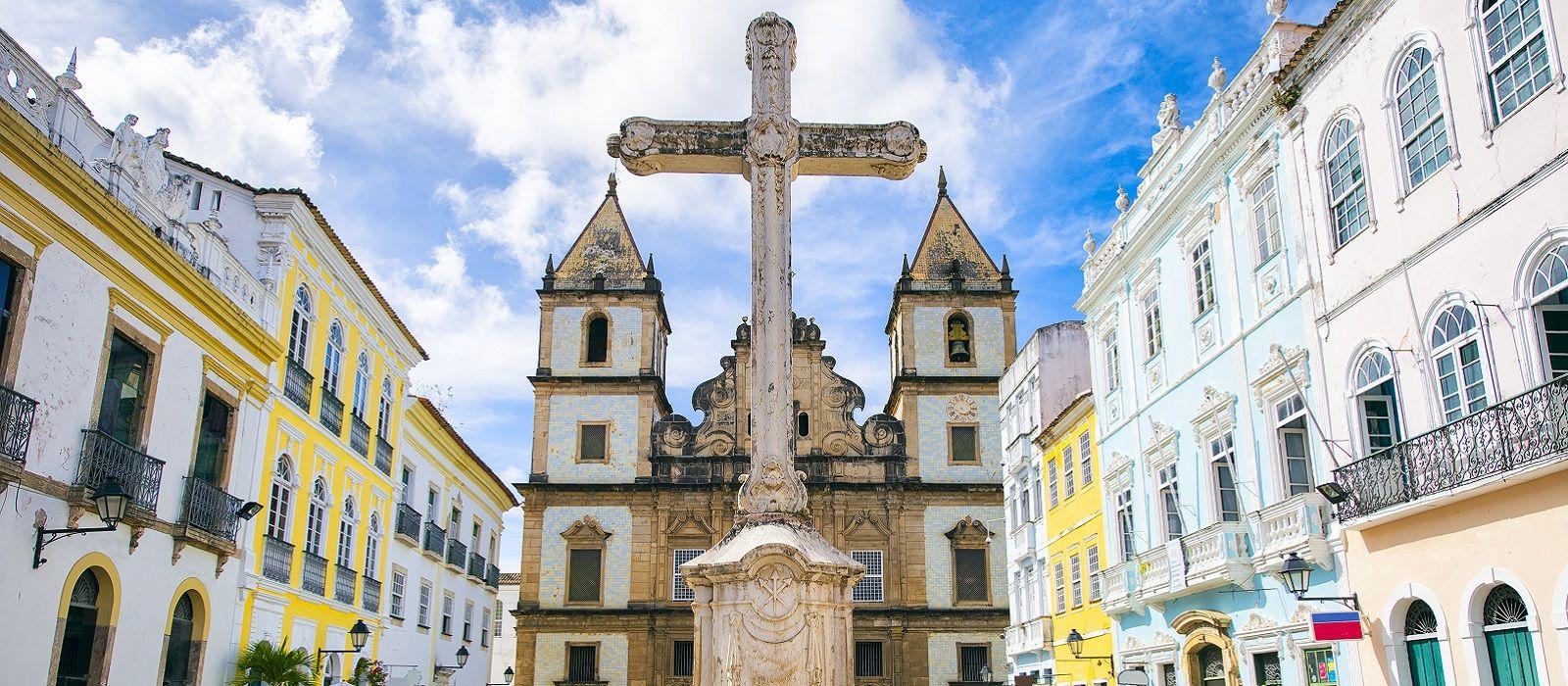 Reiseziel Salvador da Bahia Brasilien