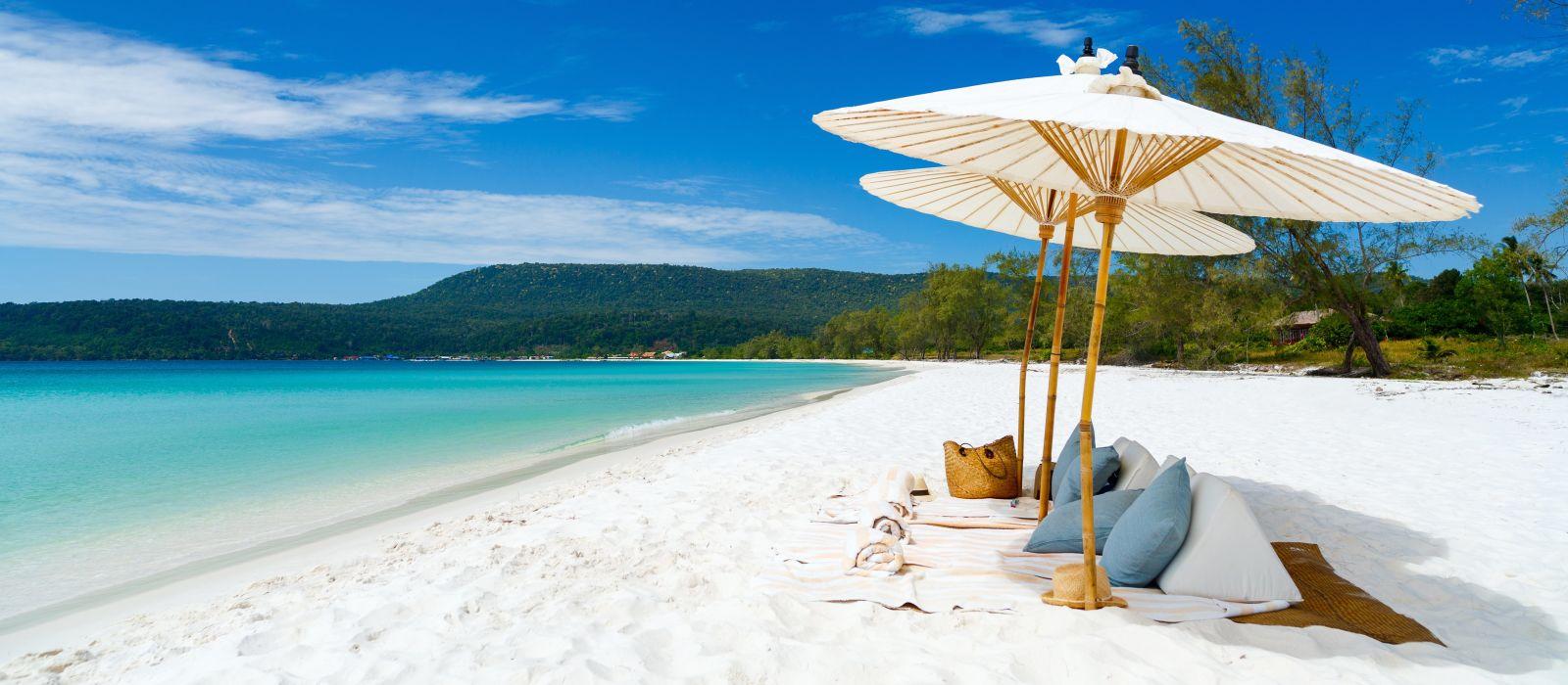 Cambodia's Culture, History and Pristine Beaches Tour Trip 6