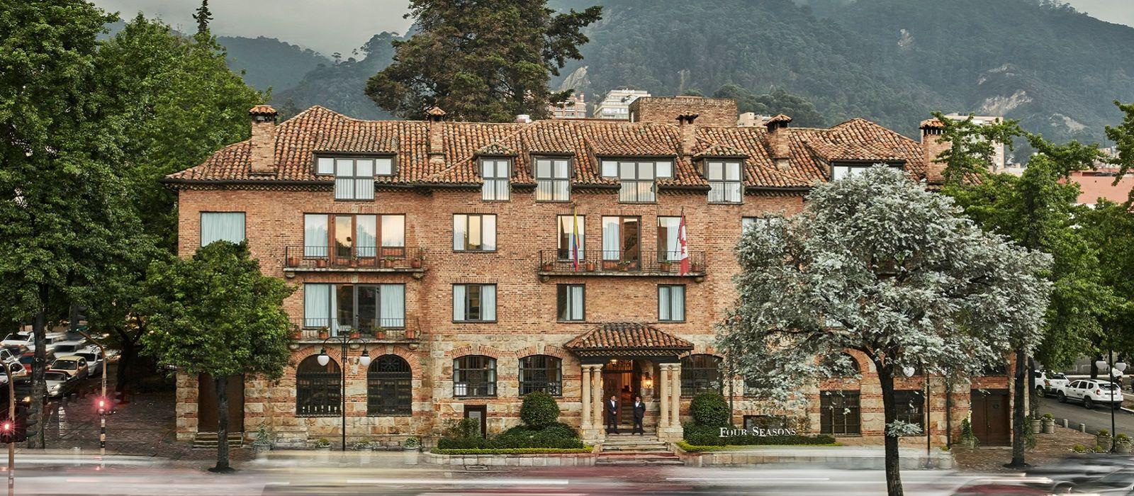 Hotel Four Seasons Casa Medina Colombia