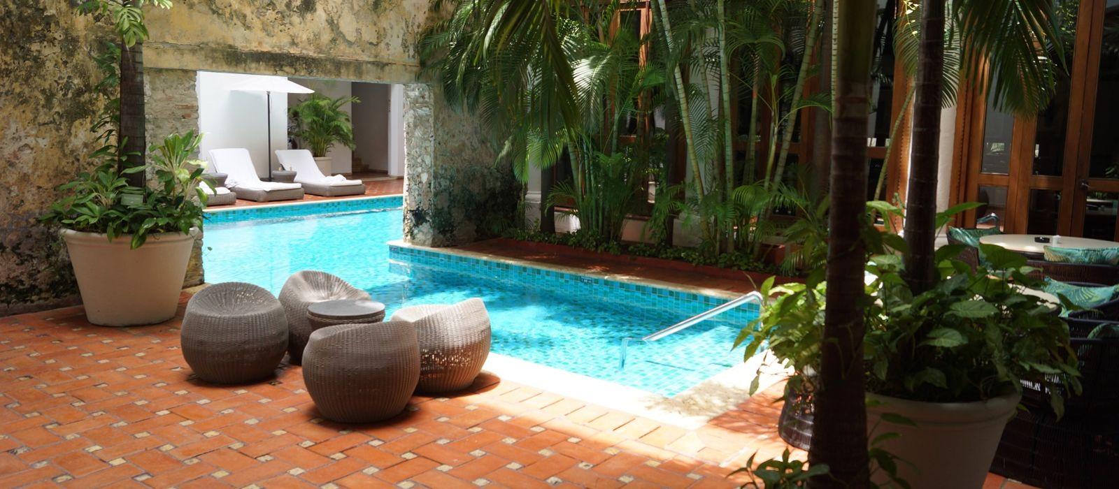 Hotel Casa San Agustin Kolumbien