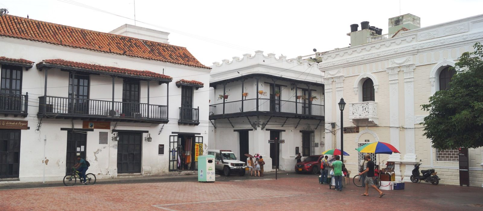 Reiseziel Santa Marta Kolumbien