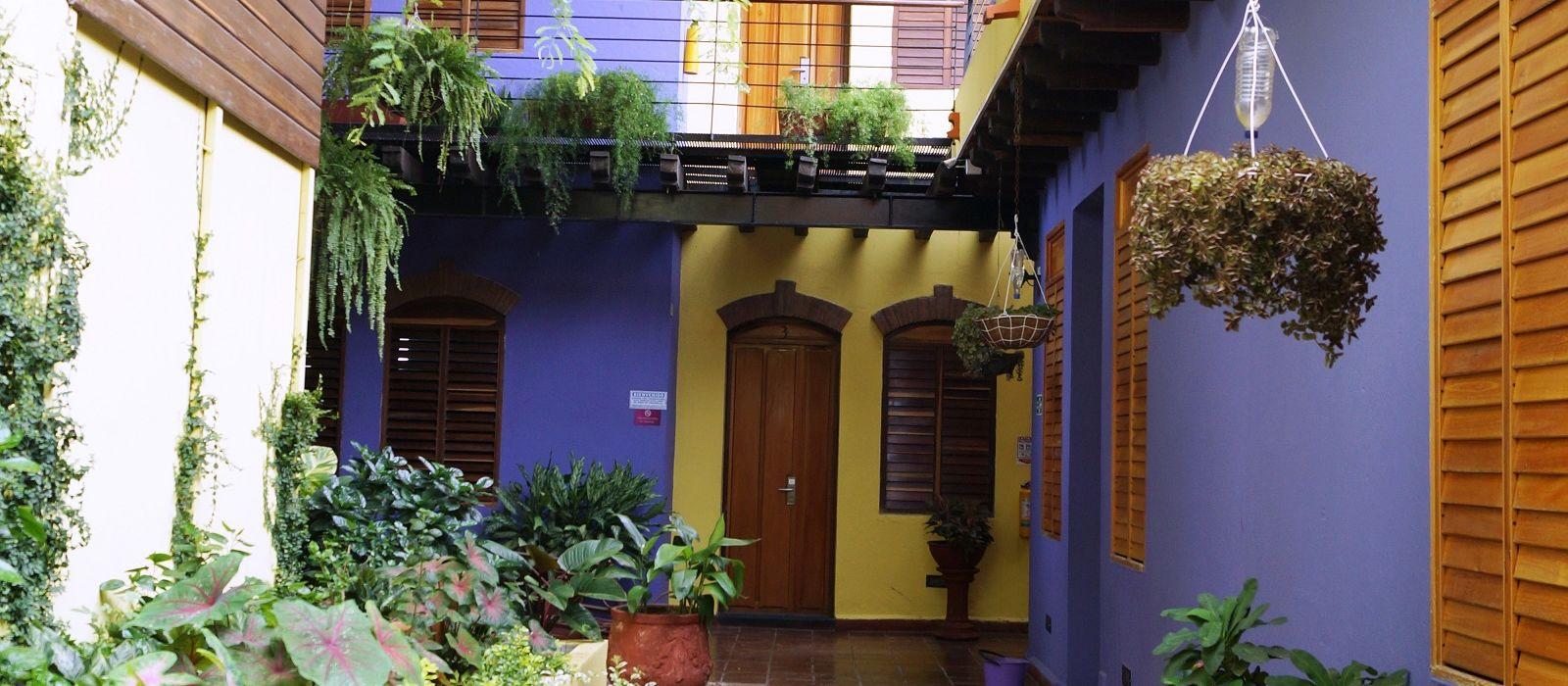 Hotel Casa Isabella Kolumbien