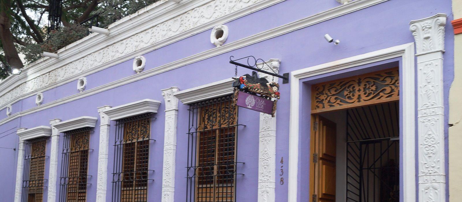Hotel Casa de Leda Kolumbien