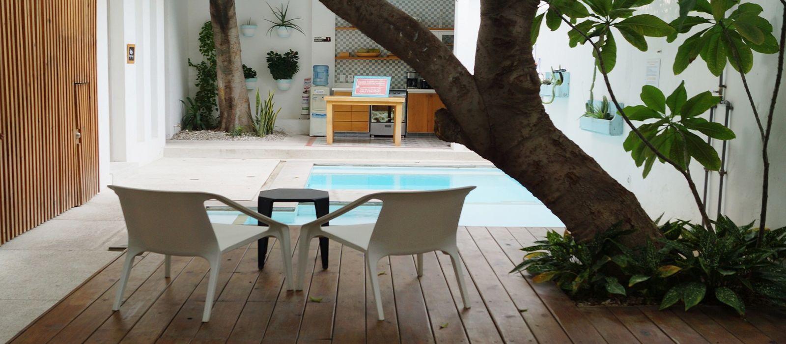 Hotel La Casa del Patio Colombia