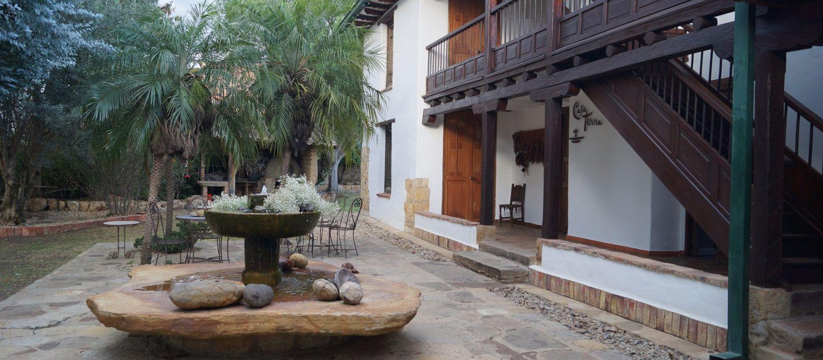 Hotel Casa Terra Kolumbien
