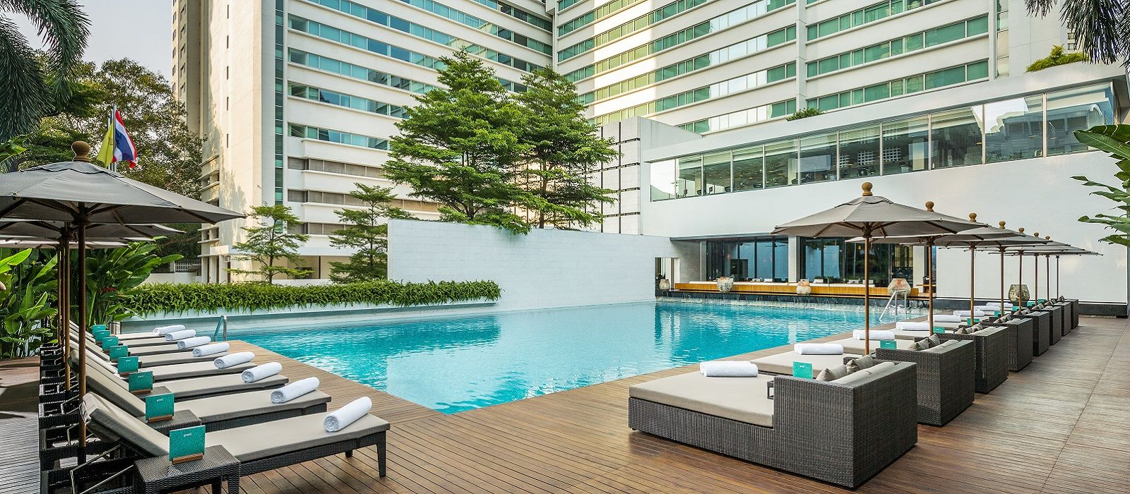 Hotel COMO Metropolitan Bangkok Thailand