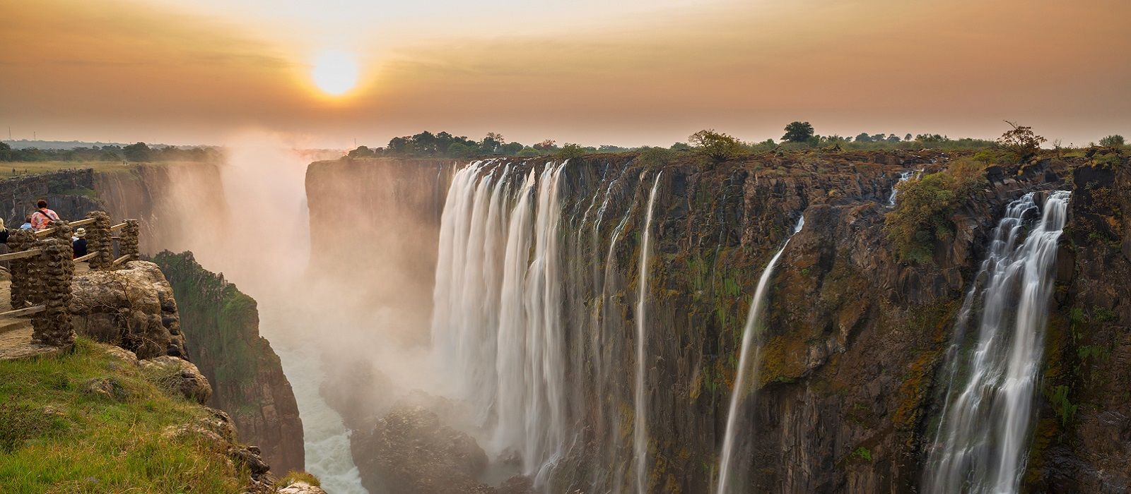 Südafrika, Simbabwe & Botswana: Wilde Tiere & glitzernde Gewässer Urlaub 3