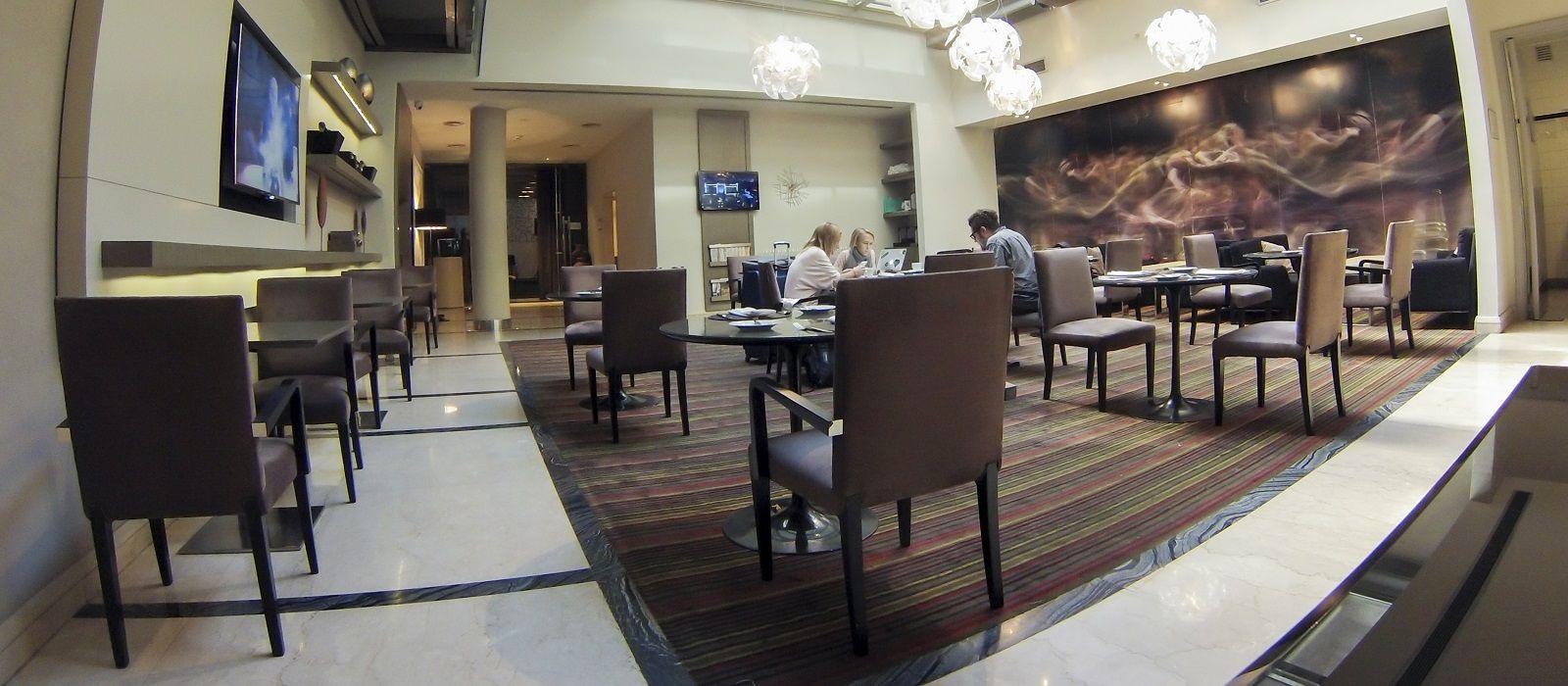 Hotel Recoleta Grand Argentinien