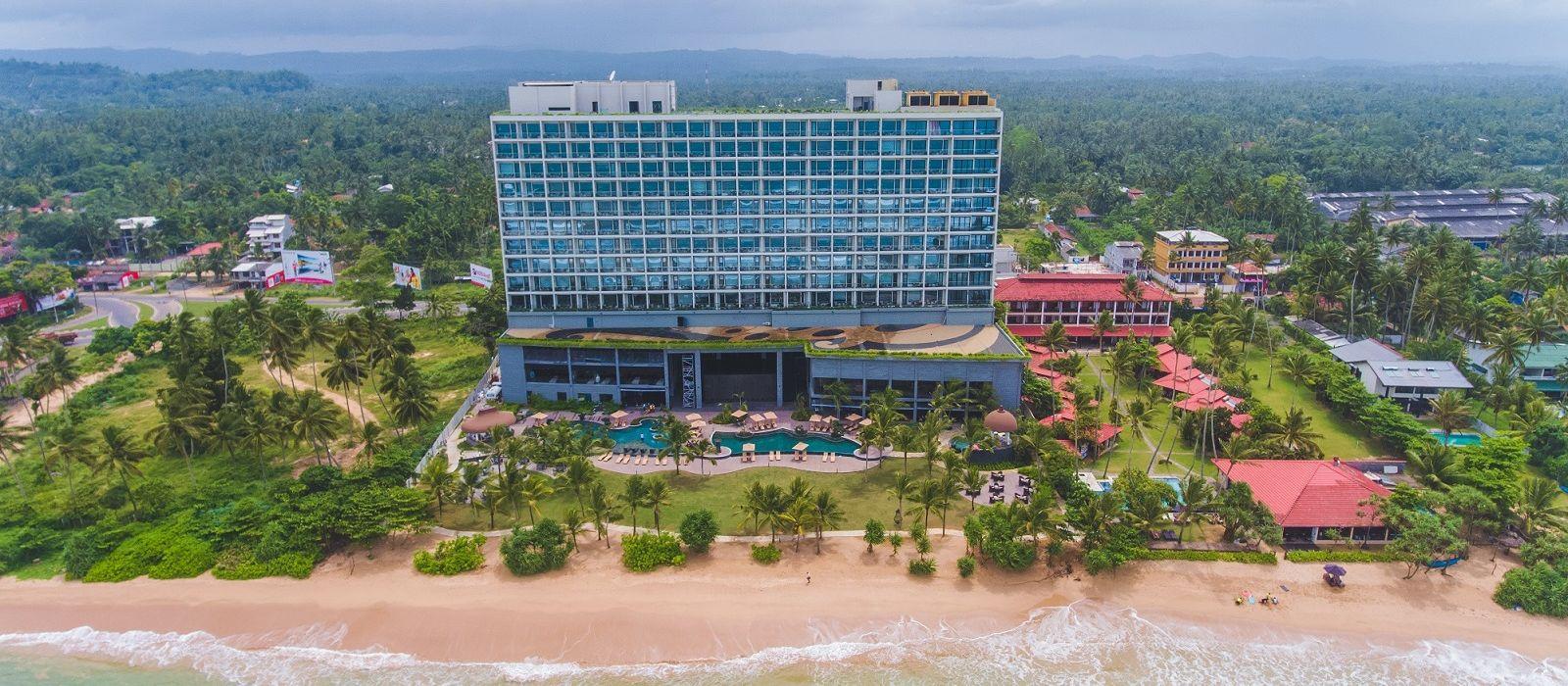 Hotel Weligama Bay Marriot Resort Sri Lanka