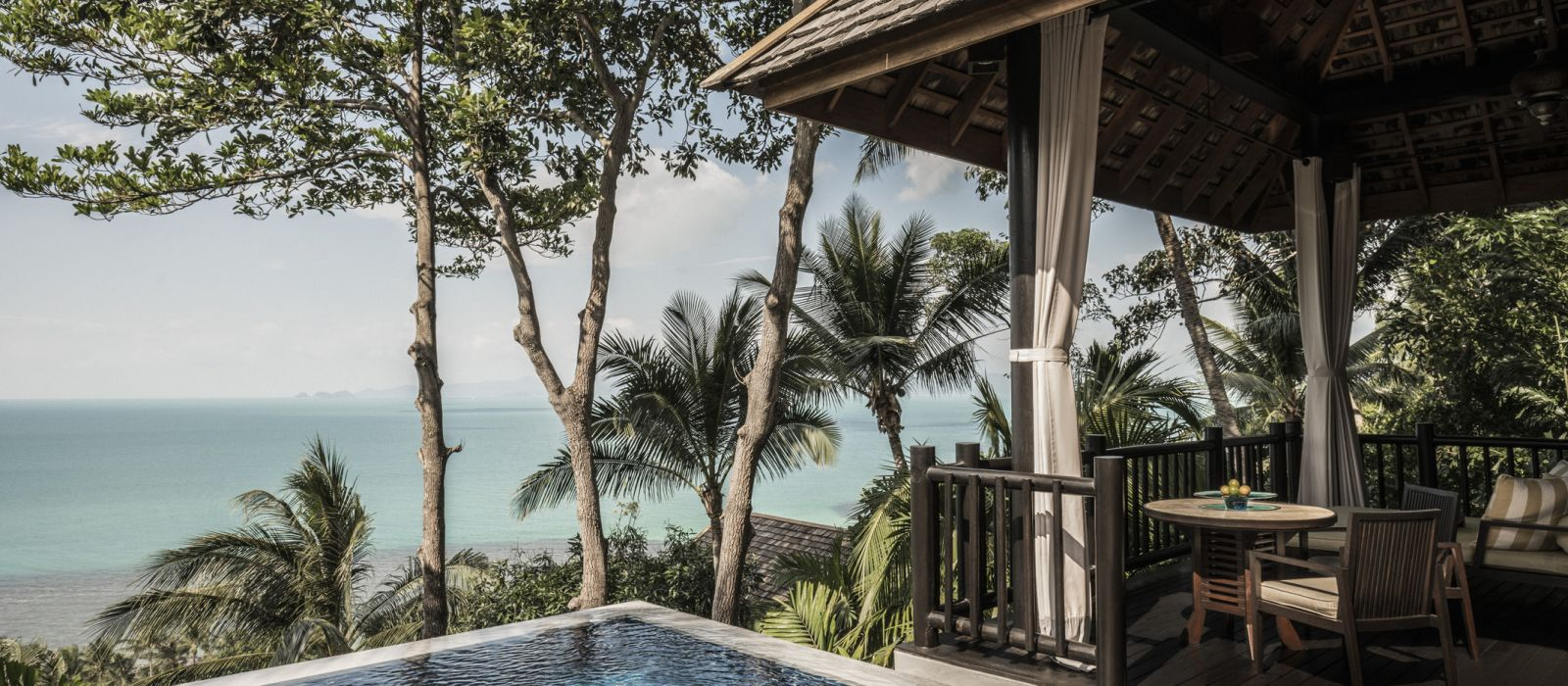 Hotel Four Seasons Koh Samui Thailand