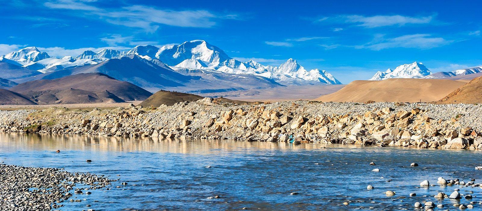 Tibet Tours & Trips 1