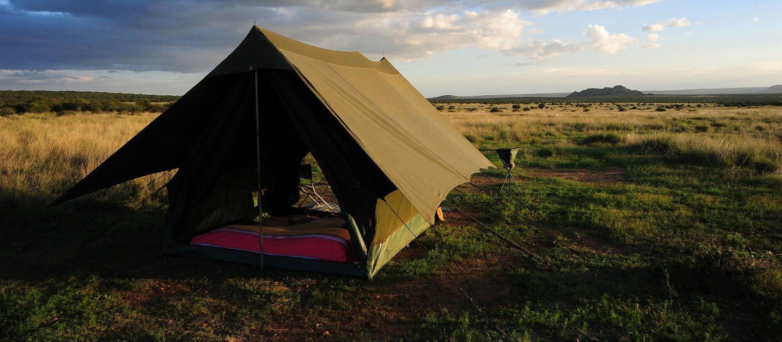 Hotel Karisia Classic Mobile Camp Kenya