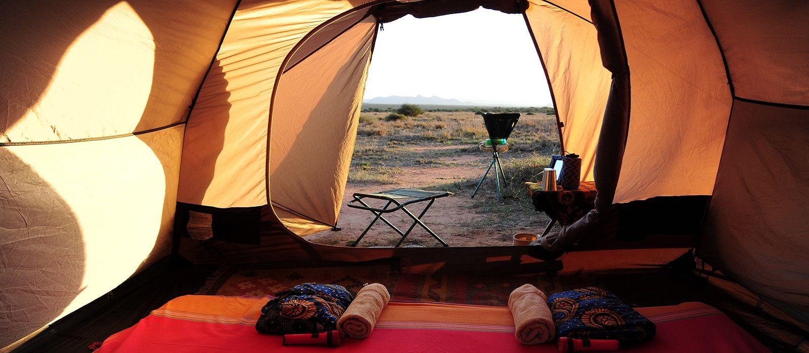 Hotel Karisia Expedition Mobile Camp Kenya