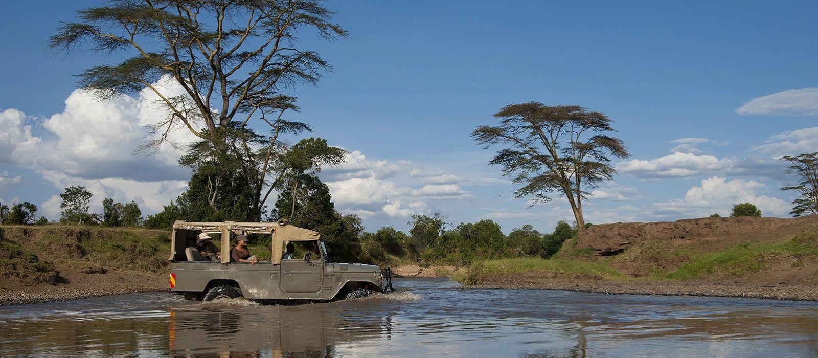 Kenya Off the Beaten Track Tour Trip 2