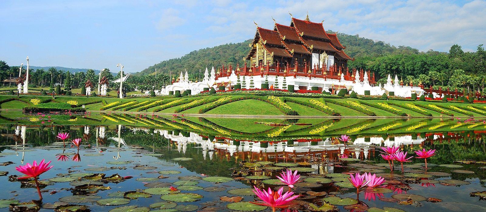 Thailands Norden und der Strand von Koh Samui Urlaub 2