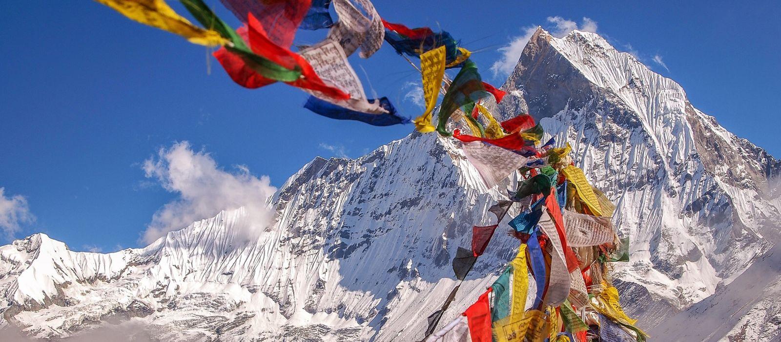 Klassische Nepalreise für Einsteiger Urlaub 3