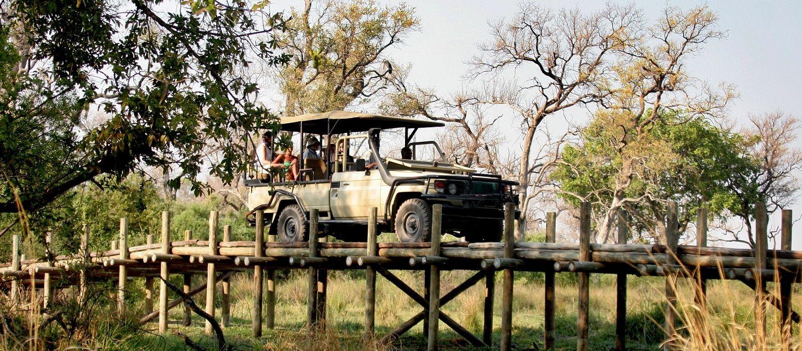 Brüllende Löwen und rauschende Wasserfälle: Südafrika, Simbabwe & Botswana Urlaub 1