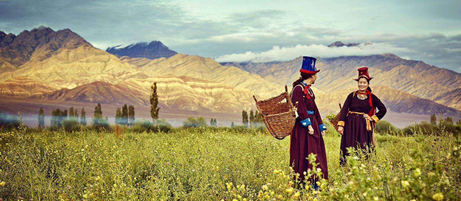 Luxuriöses Nordindien und der Himalaya Urlaub 2