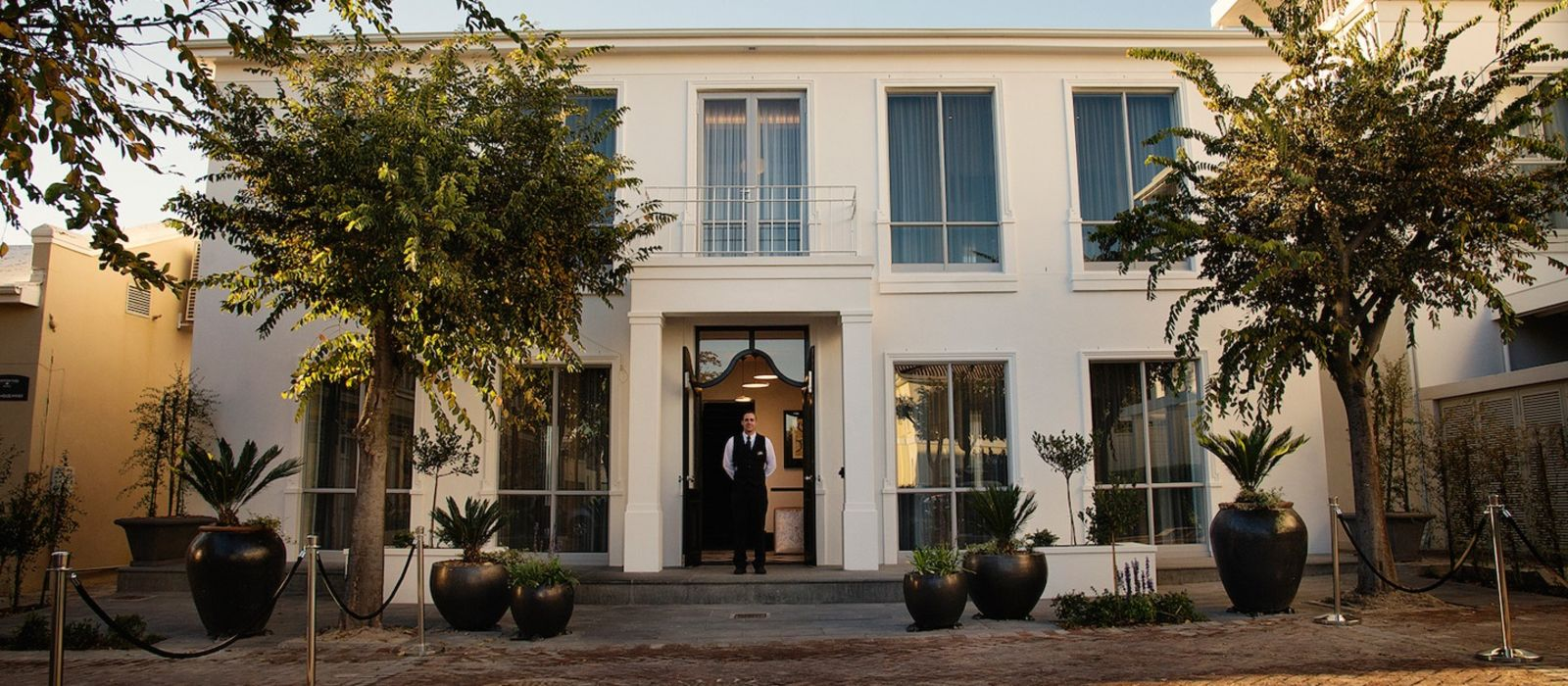 Hotel Queen Victoria  & Manor House Südafrika