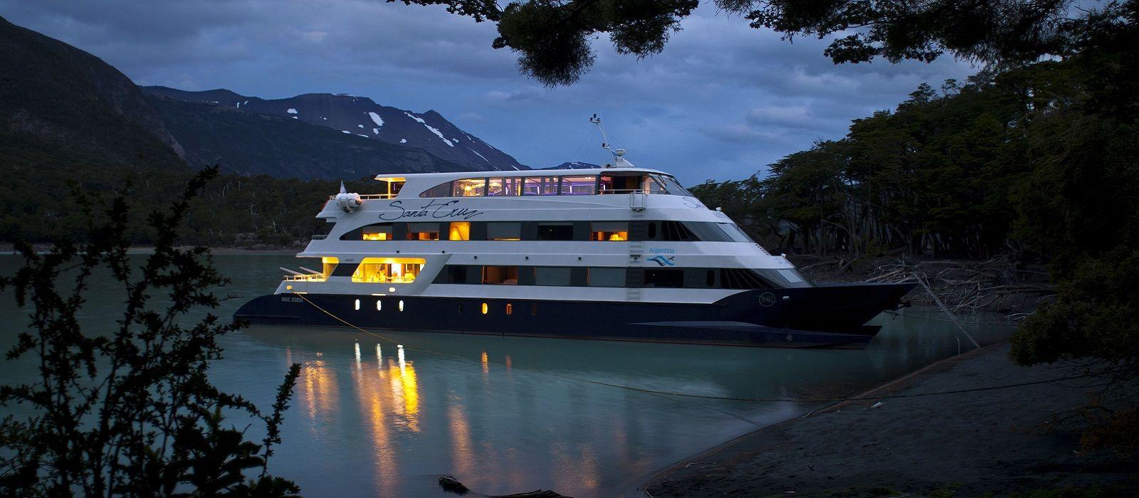 Hotel Santa Cruz Cruise by Marpatag Argentina