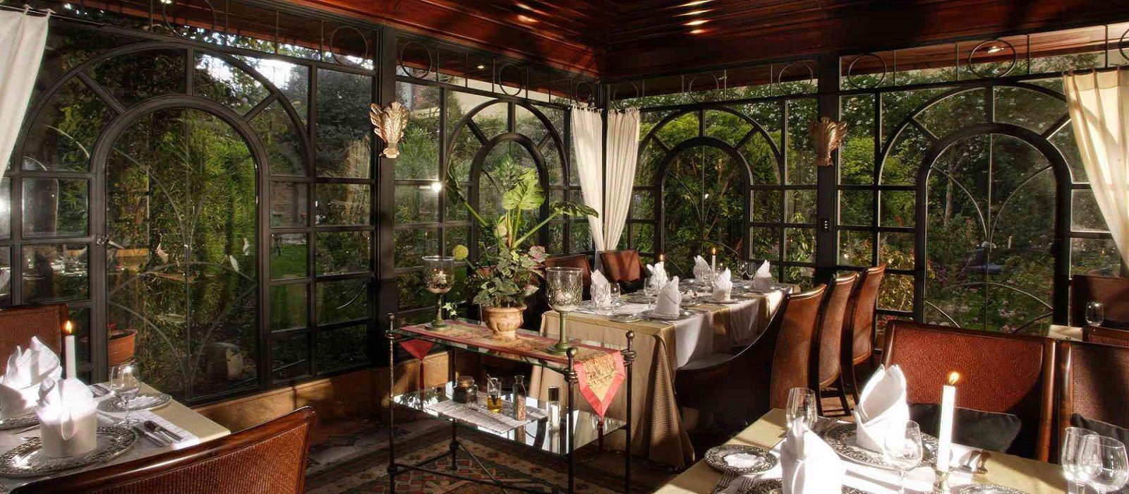 Hotel Mansión Alcazar Ecuador/Galapagos
