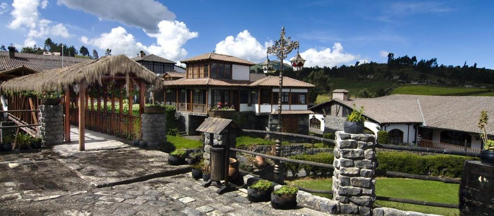 Hotel Hosteria La Andaluza Ecuador/Galapagos