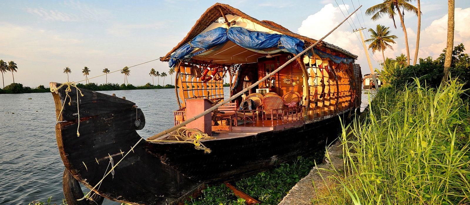 Kerala ganz Klassisch – Malabar Escapes Urlaub 5