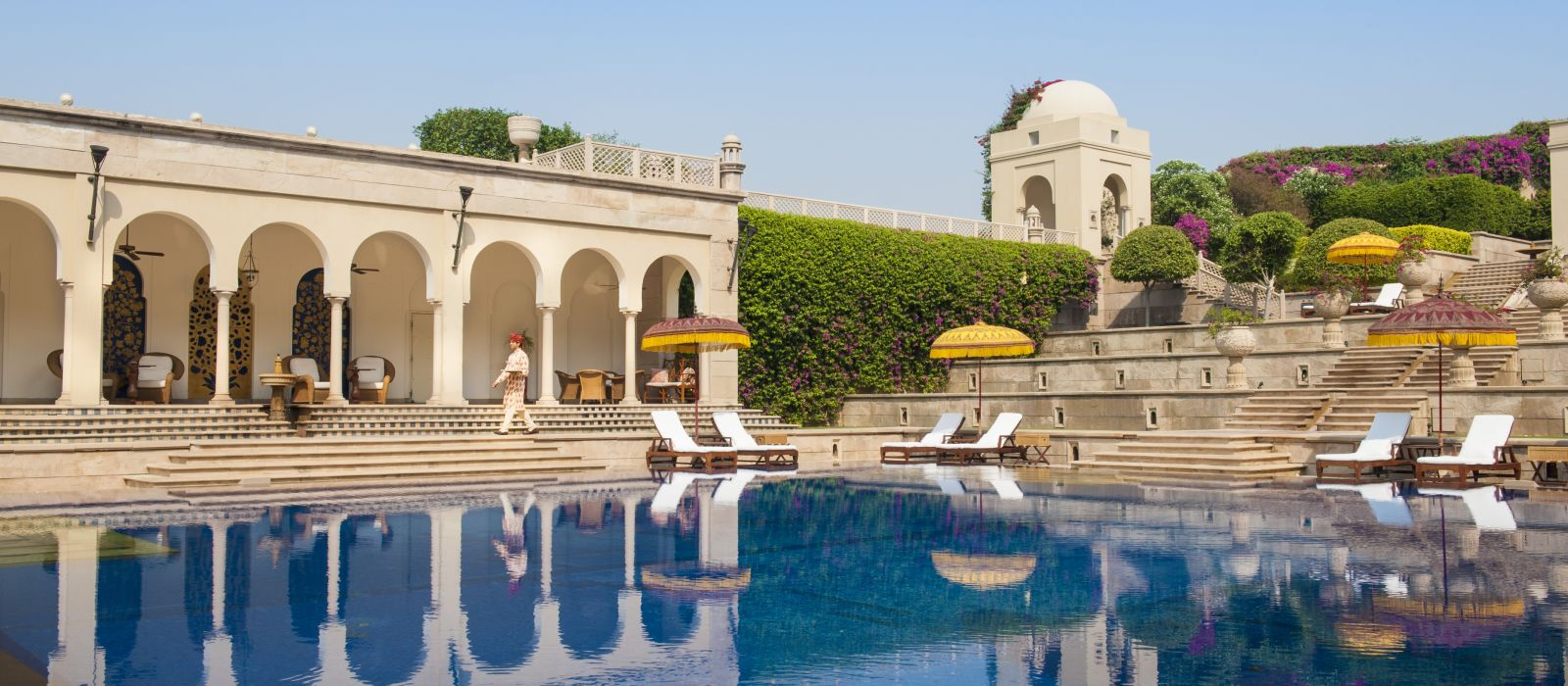 The Oberoi Hotels & Resorts Sommerangebot: Royales Rajasthan Urlaub 1