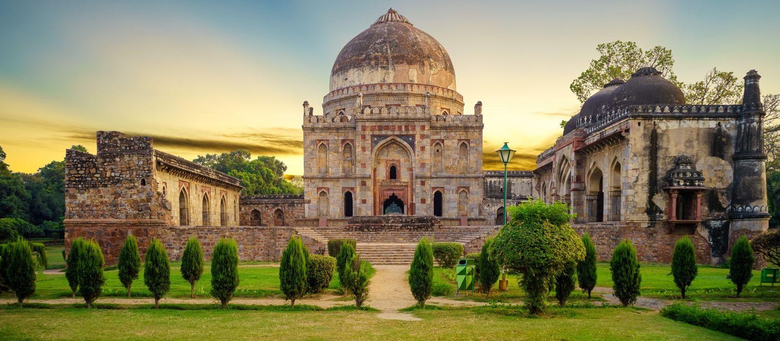 Exklusives Taj-Angebot: Auf Tigerspuren durch Indien Urlaub 1