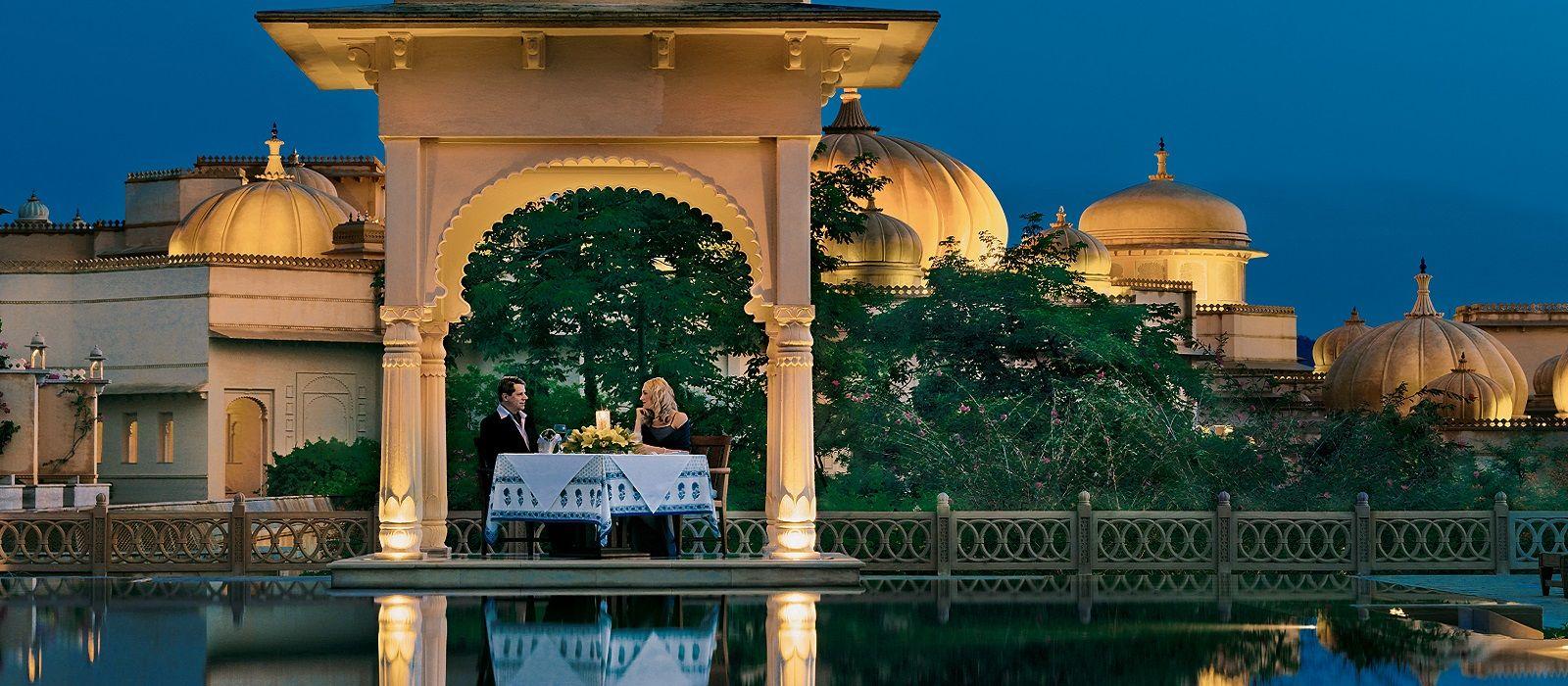 Glanzvolles Rajasthan & Taj Mahal: Exklusiver Luxus mit dem Oberoi-Angebot Urlaub 1