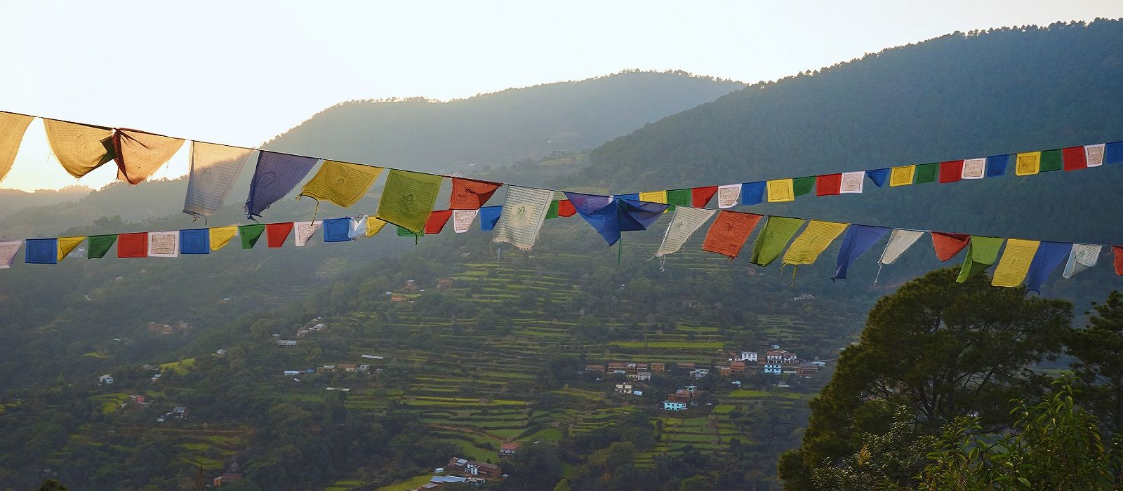 Destination Pharping Nepal
