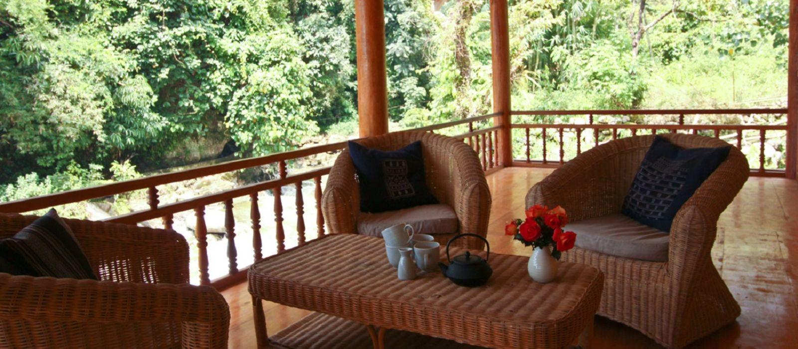 Hotel Nam Cang Riverside Lodge Vietnam