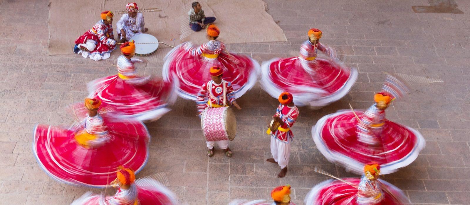 Luxuriöse Reise nach Indien: Bezaubernde Paläste und goldener Strand Urlaub 7