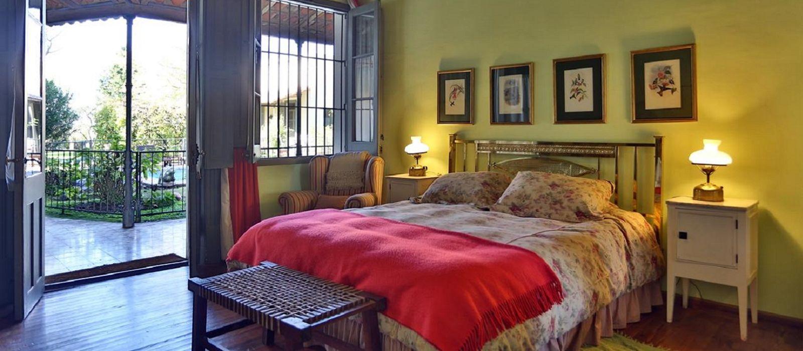 Hotel Estancia El Ombu de Areco Argentinien