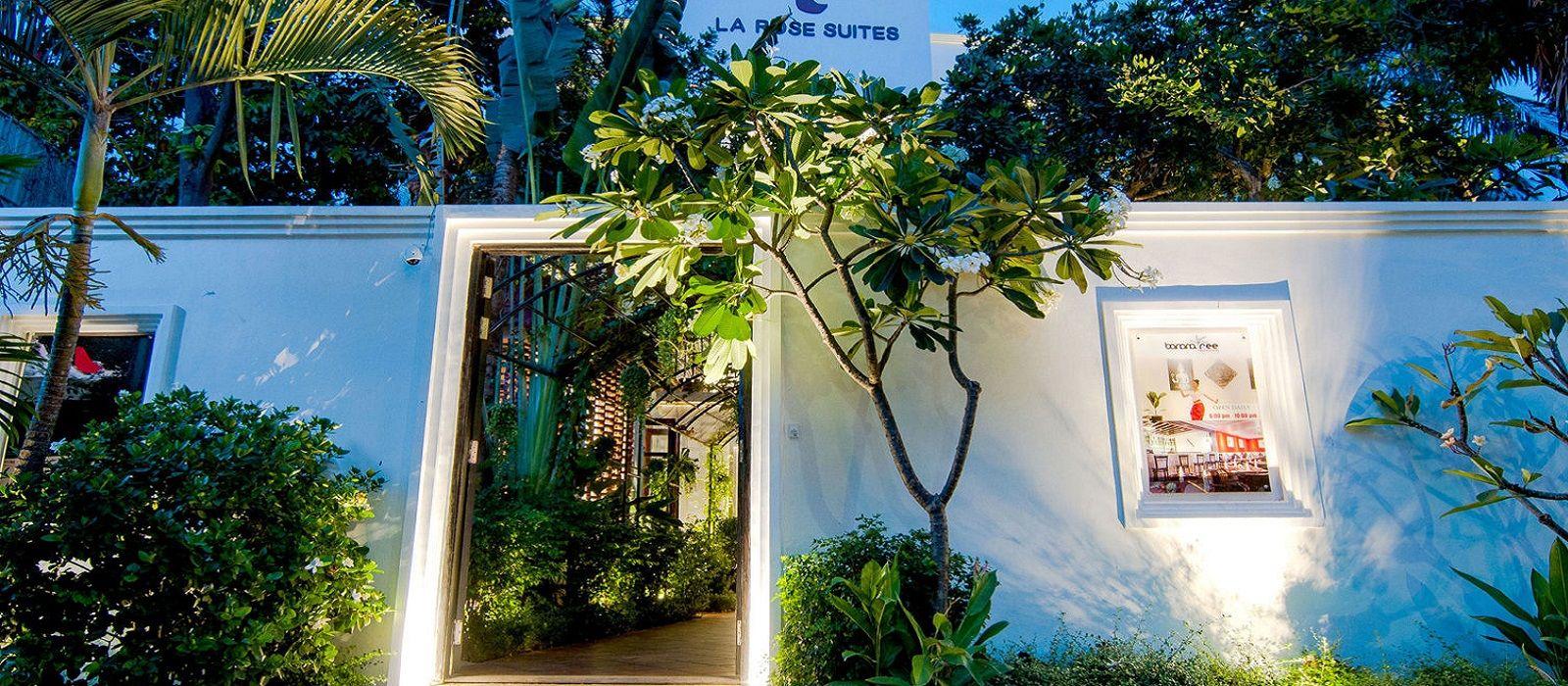 Hotel La Rose Suites %region%