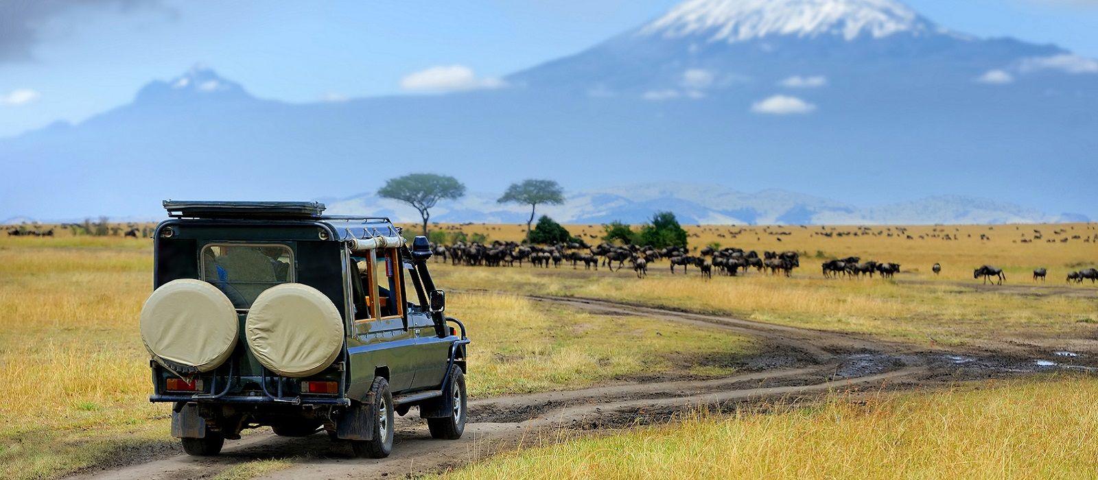 Klassisches Kenia: Samburu, Masai Mara & Strand Urlaub 1
