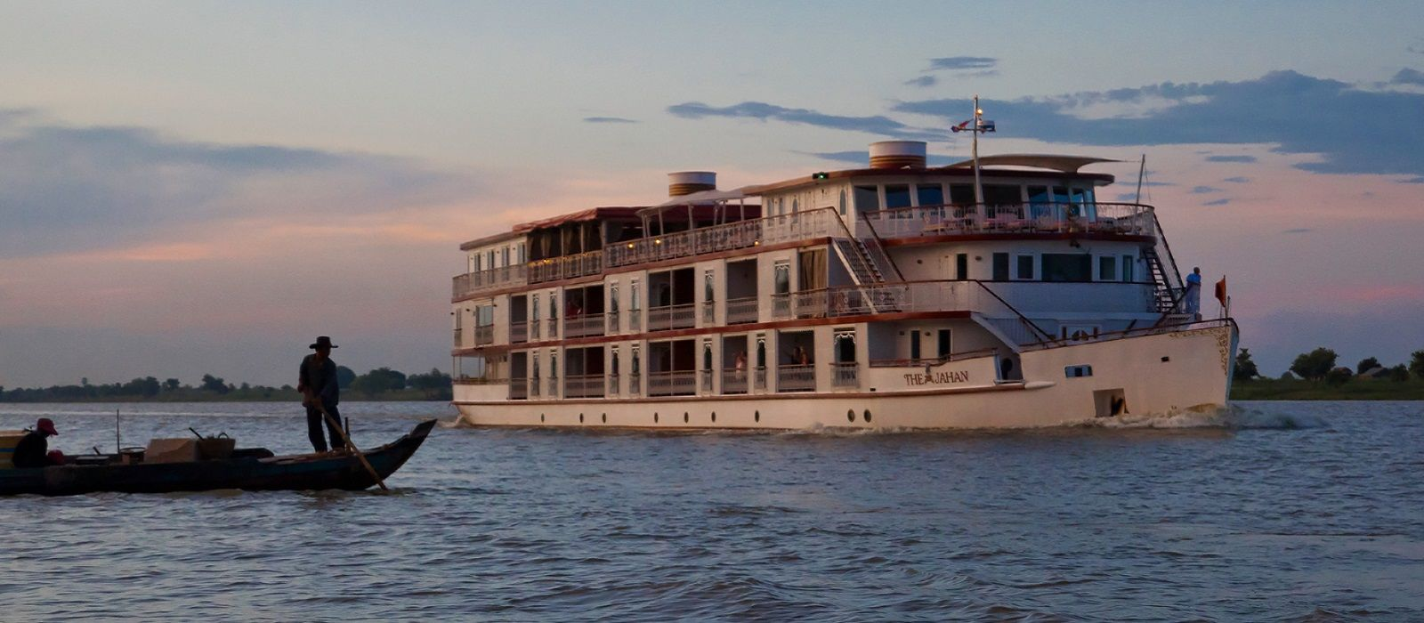 Hotel The Jahan Cruise 7N/8D: My Tho – Siem Reap, Eight Days Vietnam