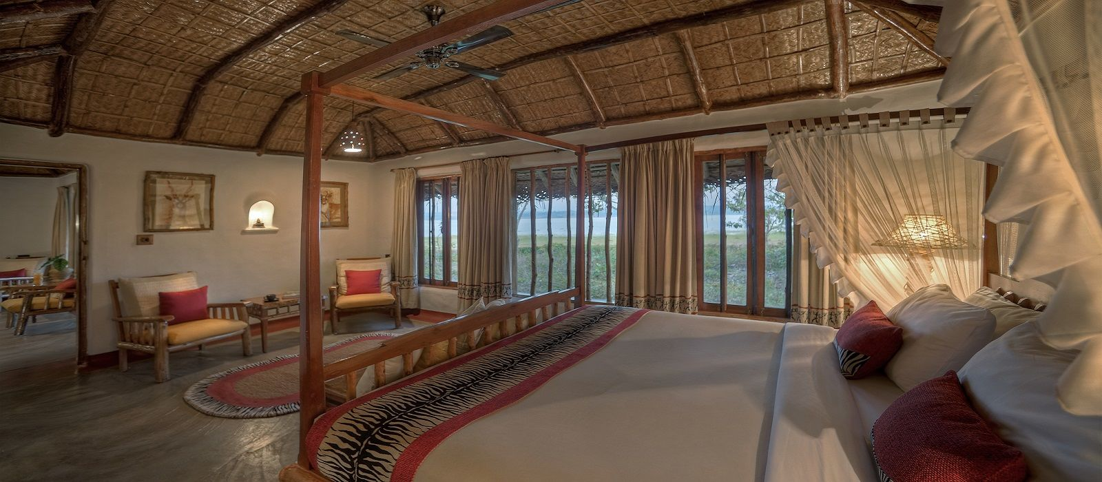 Hotel Evolve Back Kuruba Safari Lodge South India