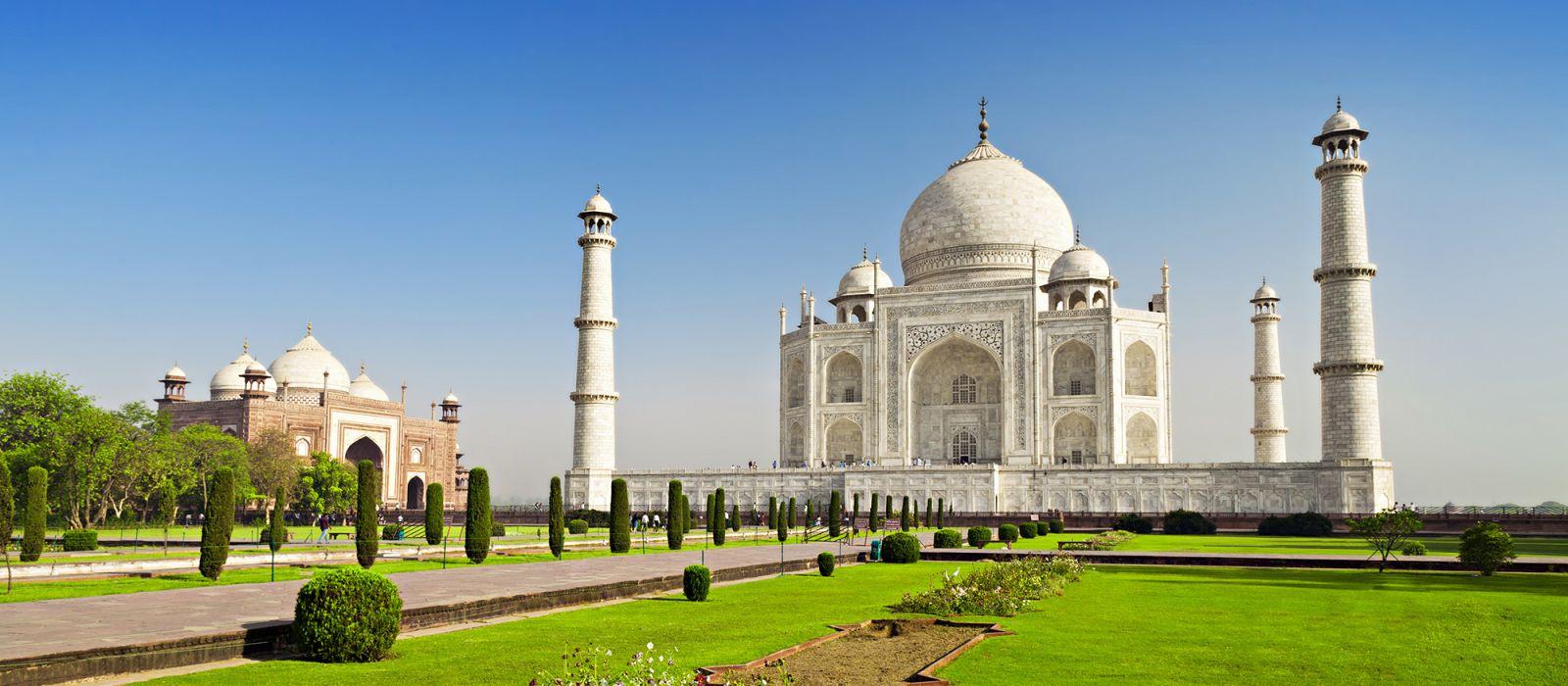 Luxurious Rajasthan and the Taj Mahal: Oberoi Special Tour Trip 2
