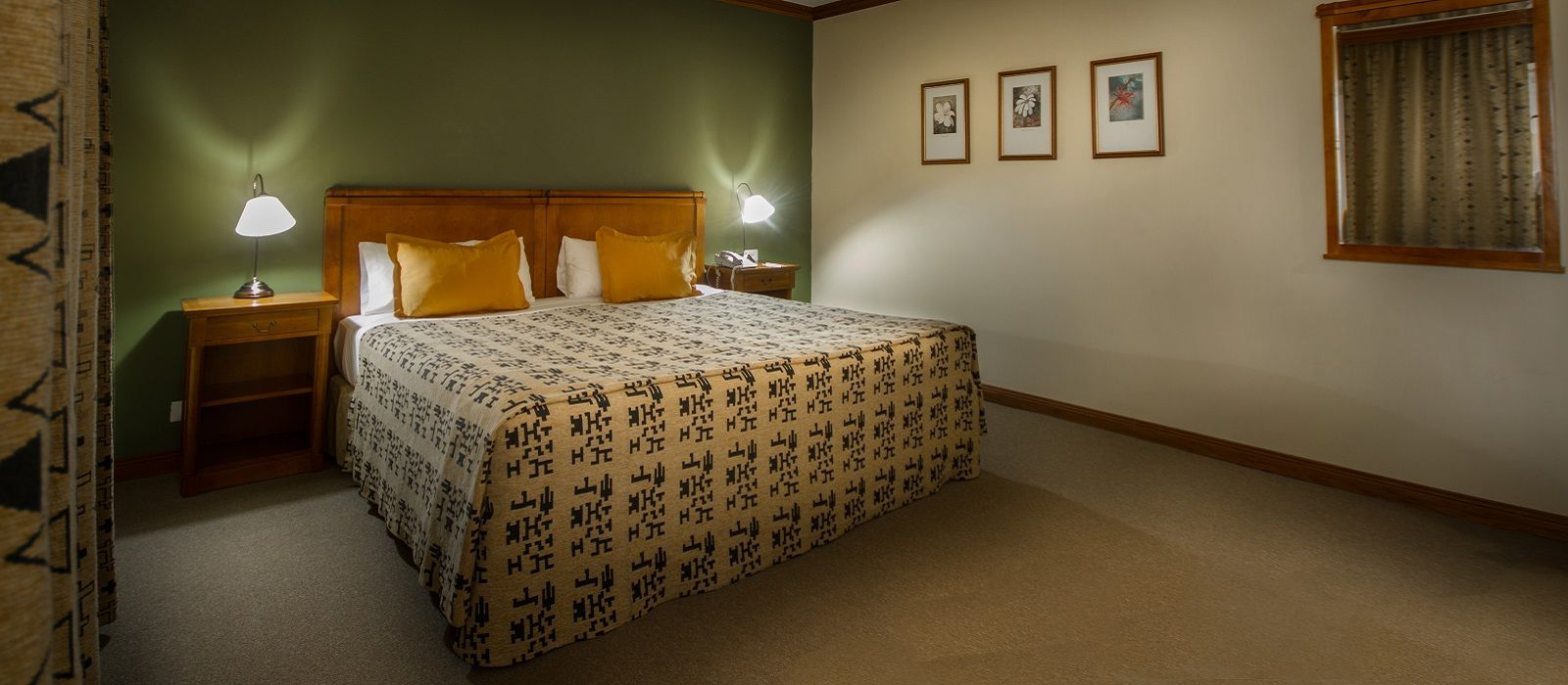 Hotel Kosten Aike Argentinien