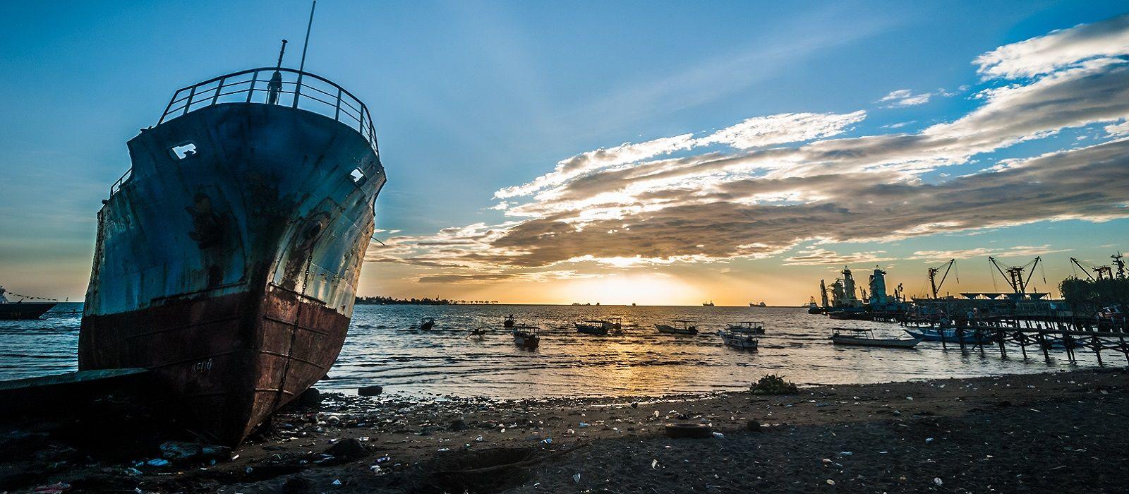 Reiseziel Makassar Indonesien