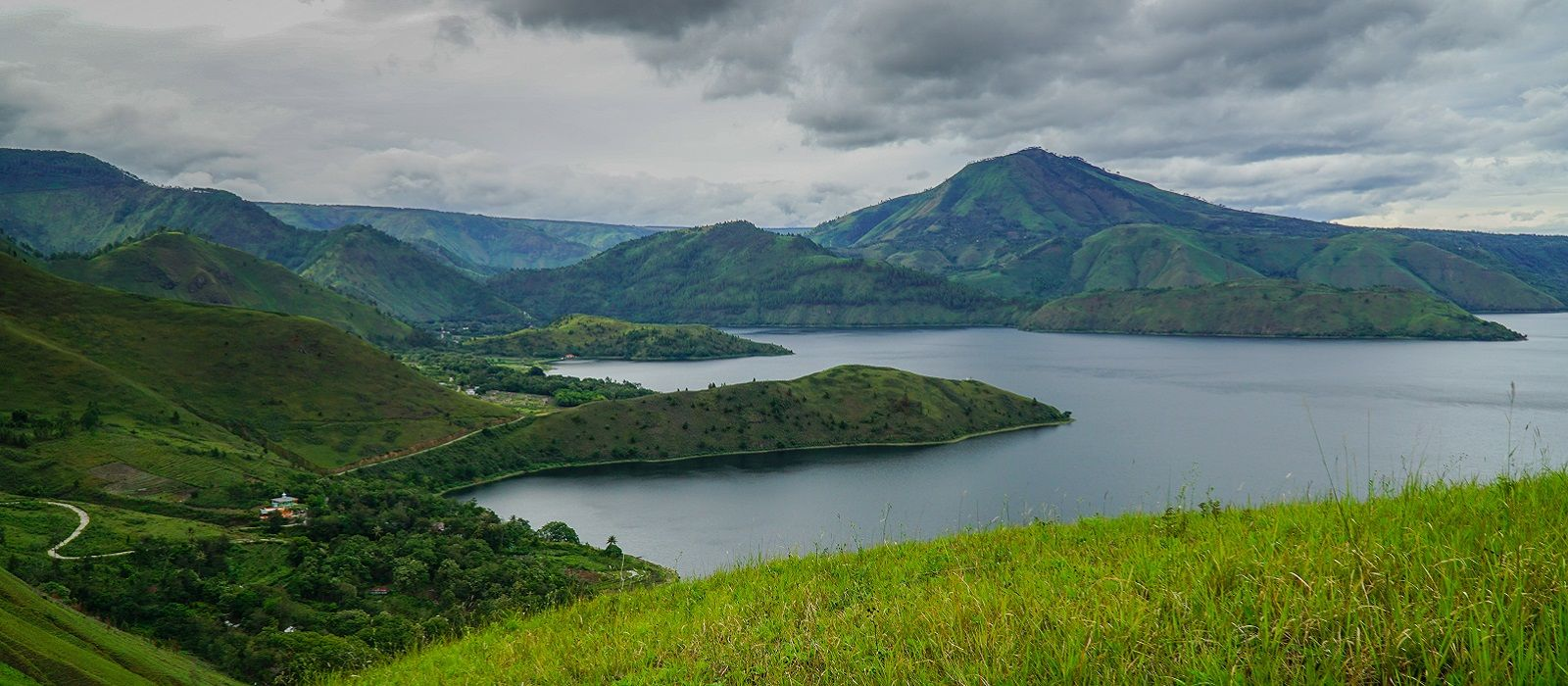 Reiseziel Samosir Island Indonesien