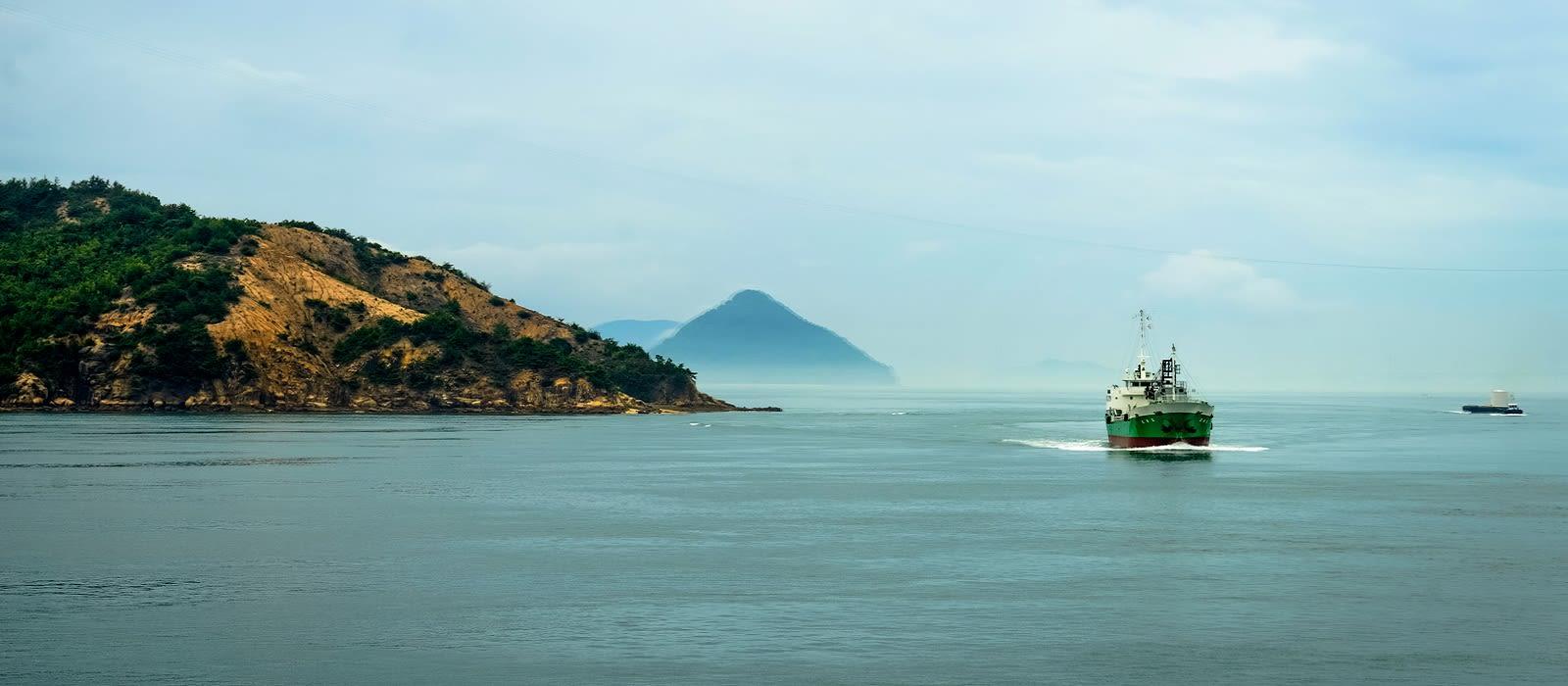Destination Naoshima Japan
