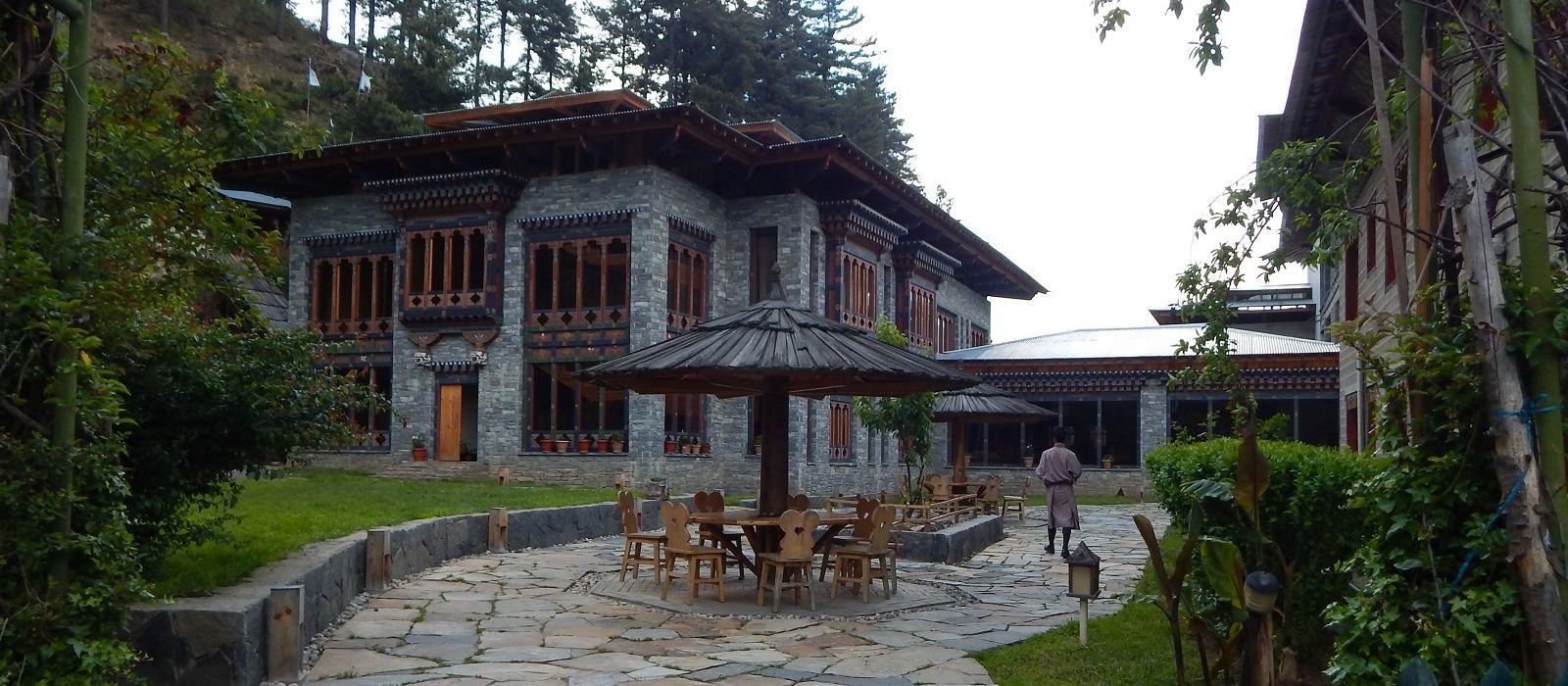 Hotel Mountain Lodge Bhutan