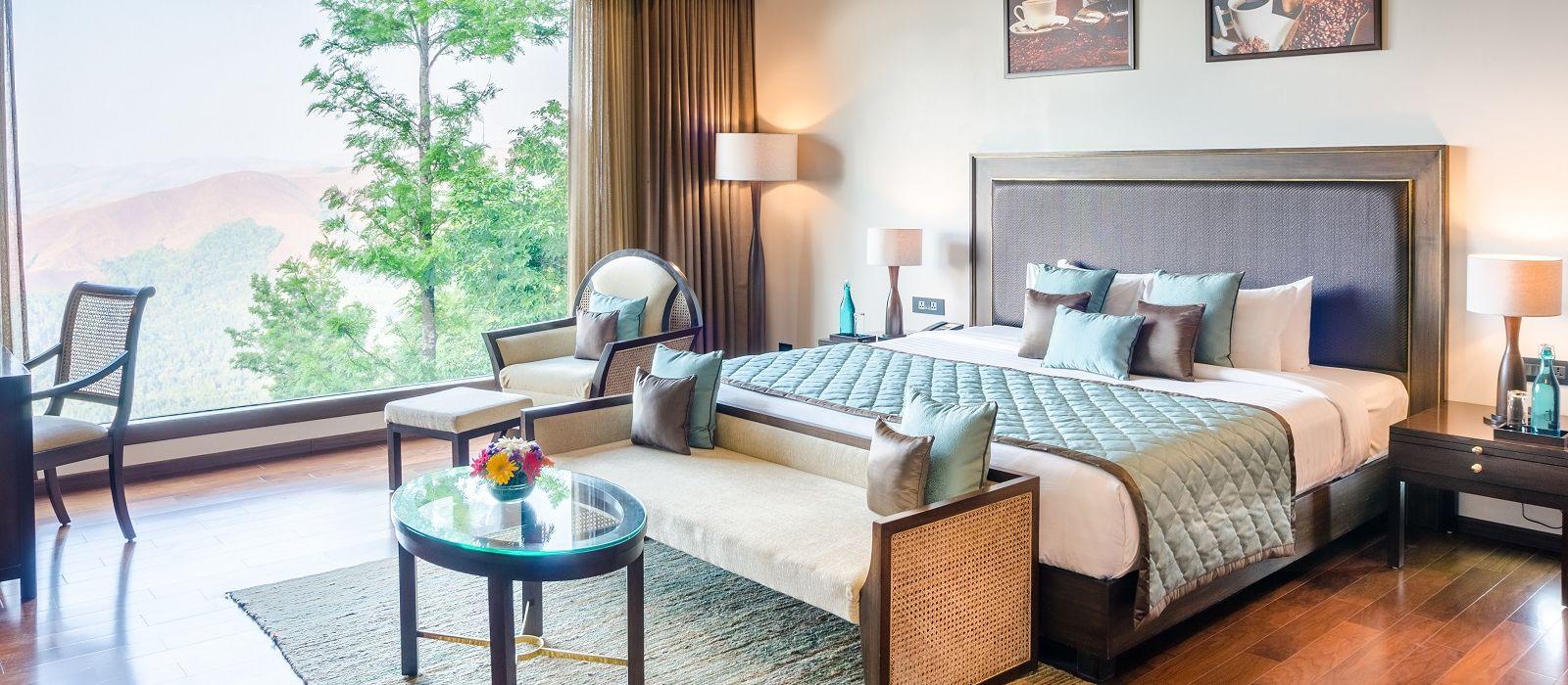 Hotel Trivik Chikmagalur Südindien
