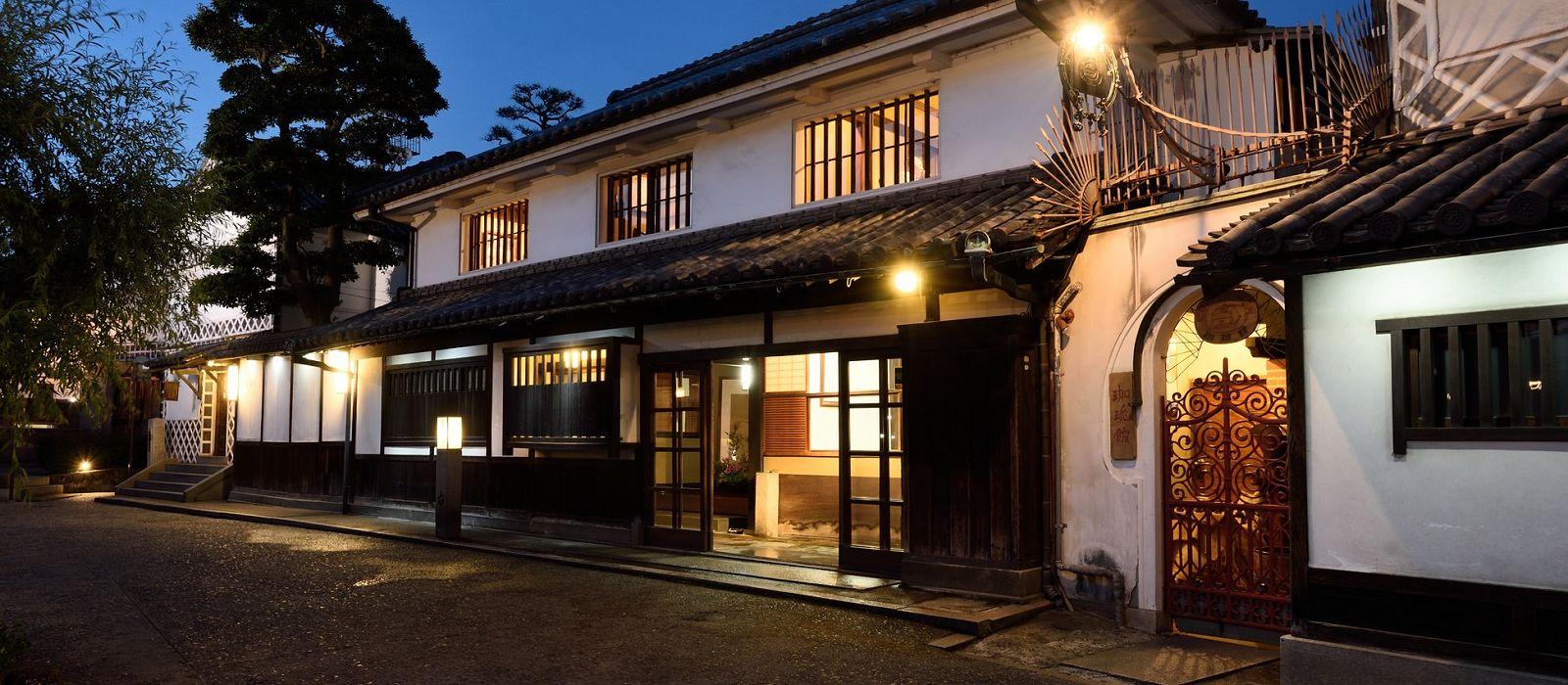 Hotel Ryokan Kurashiki Japan