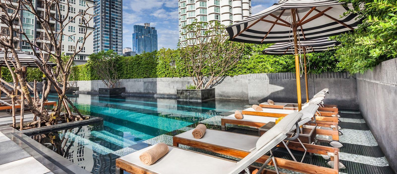 Hotel Mövenpick  Sukhumvit 15 Thailand