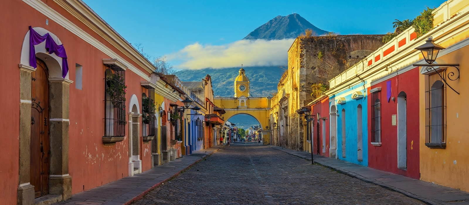 Highlights of Guatemala and Costa Rica Tour Trip 1