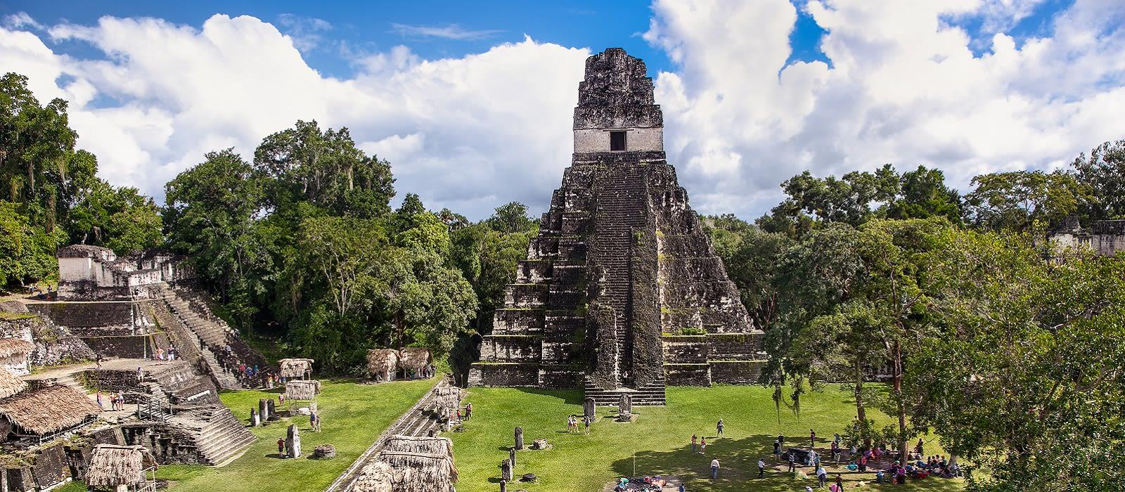Destination Tikal National Park Guatemala