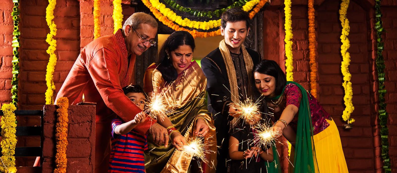 Festival Fieber: Diwali in Indien Urlaub 4